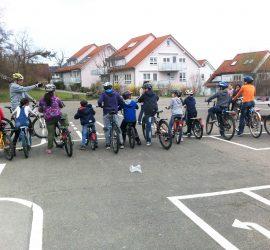 Fahrradschulung Merklingen